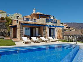 Villa Privatpool Golf Adeje