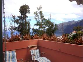 Meerblick Apartment in Los Gigantes