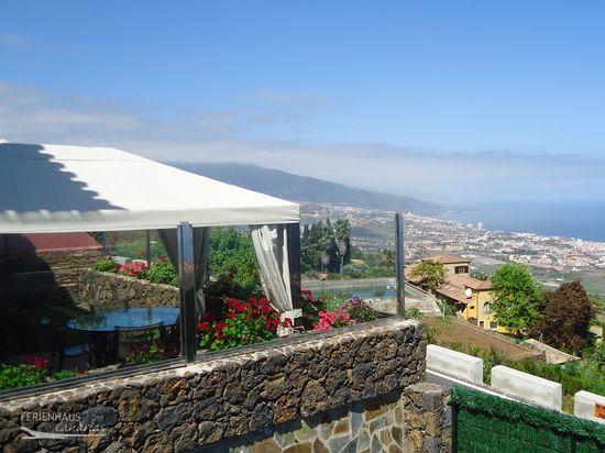 Moderne Villa auf Teneriffa: Panoramablick, Jacuzzi, Wlan ...