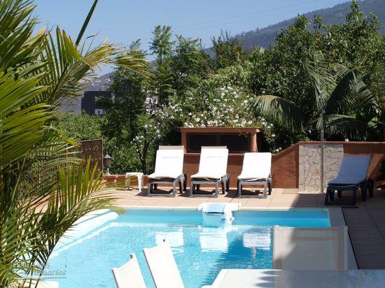 Ferienhaus Mit Traumblick Grill Terrassen Privatpool In La Orotava
