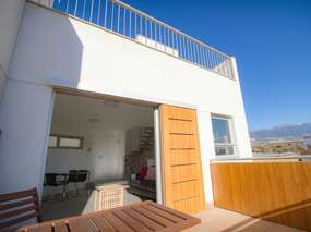 Medano: Penthouse am Meer, WLAN