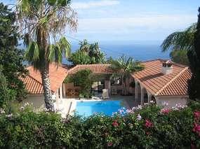Teneriffa Ferienhaus mit Pool