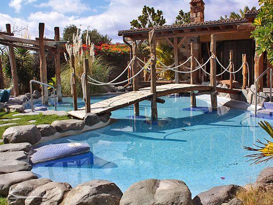 Ferienhaus Teneriffa Mit Pool , Teneriffa Fincahaus Mit Pool Und Garten In Las Palomas