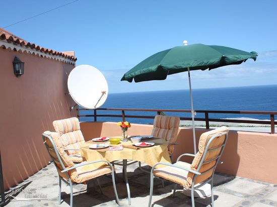 Ferienhaus Teneriffa Mit Pool , Ferienhaus Mit Traum Meerblick & Pool In Alleinlage El Rincon Für